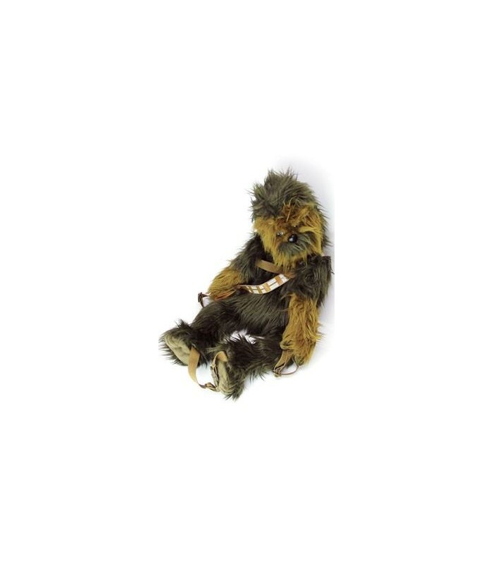Mochila Chewbacca Peluche Star Wars