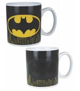 Taza térmica logo Batman