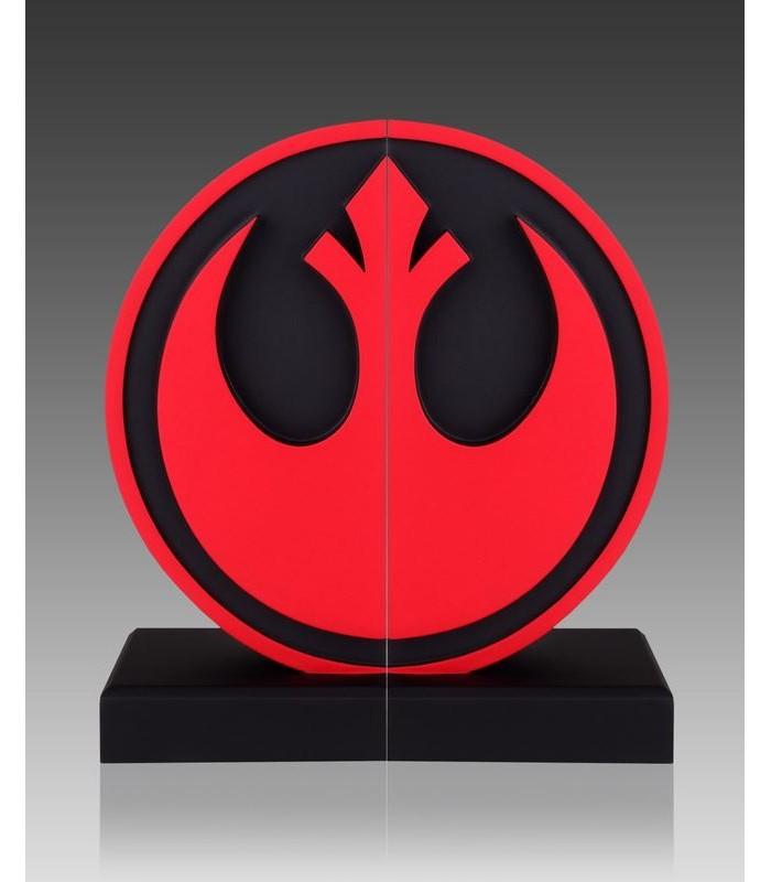 Soporte de libros emblema Alianza Reblede Star Wars