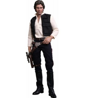 Figura STAR WARS Han Solo Movie Masterpiece 1/6 Hot Toys