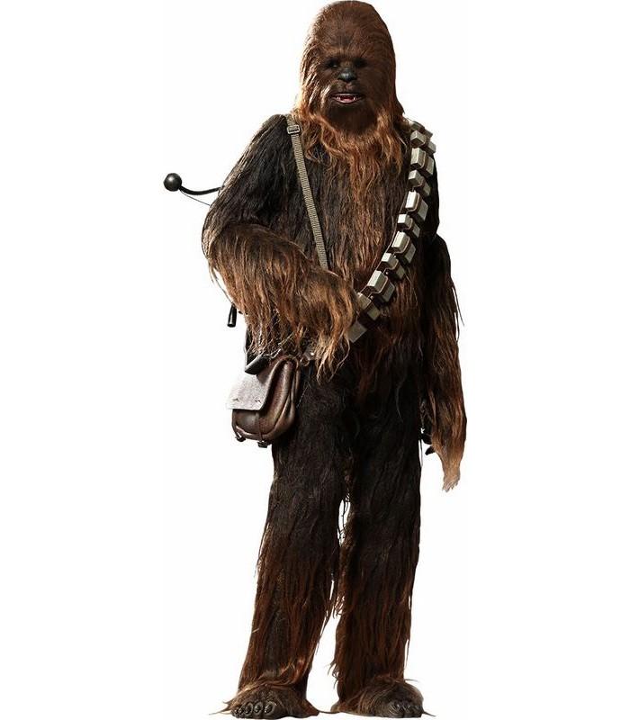 Figura Star Wars Chewbacca Movie Masterpiece 1/6 de Hot Toys