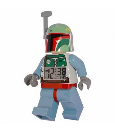 Despertador LEGO Boba Fett Star Wars