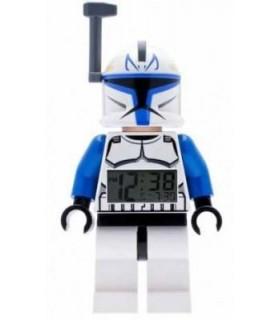 Despertador LEGO Capitán Rex Star Wars