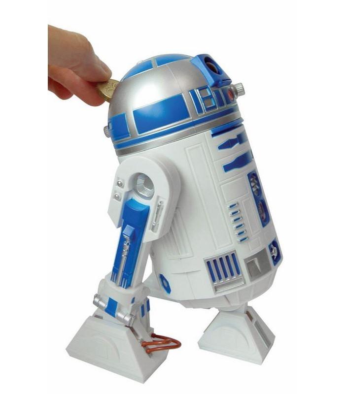 Hucha con sonido R2-D2 Star Wars