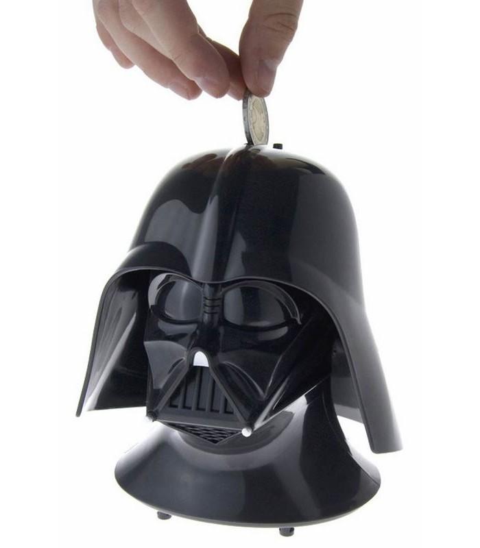 Hucha con sonido Darth Vader Star Wars
