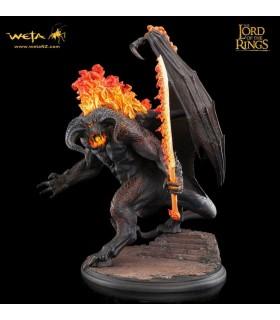 Estatua Balrog Demonio del fuego y las sombras de Weta Collectibles