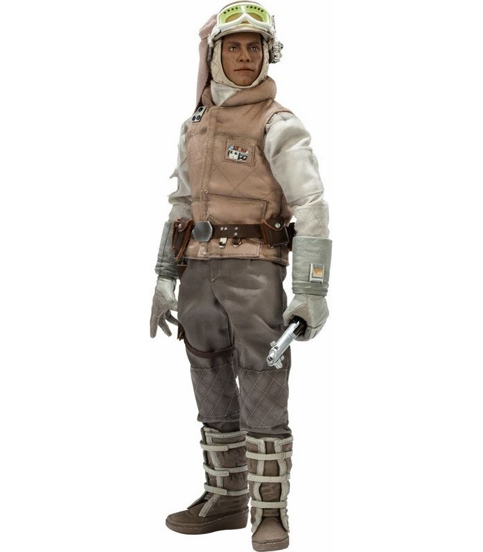 Figura Comandante Luke Skywalker Hoth Star Wars