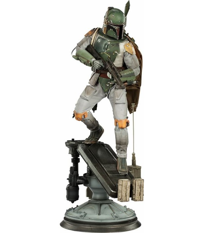 Estatua Boba Fett Premium Format Star Wars Sideshow Collectibles