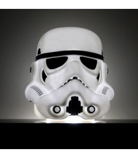Lámpara Mood Light Stormtrooper Star Wars 16 cm