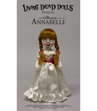 Muñeca Annabelle Living Dead Dolls 25 cm.