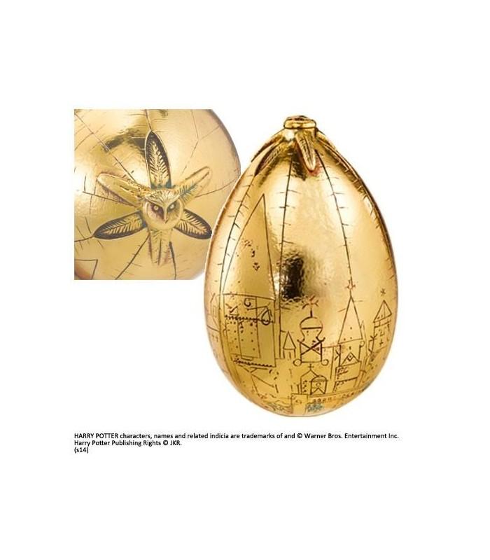 Réplica huevo dorado Torneo de Los Tres Magos - Harry Potter