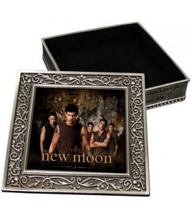 Joyero Metálico Manada de lobos en Luna Nueva (New Moon) Crepúsculo