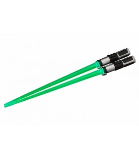 Palillos Chinos Sable de Laser Yoda Star Wars con Luz