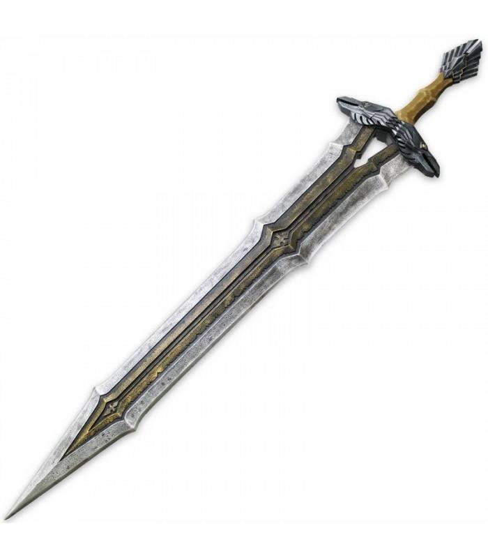 Espada regia de Thorin Escudo de Roble - El Hobbit