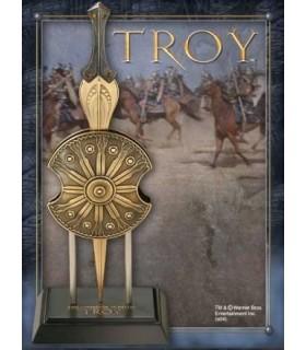 Abrecartas Espada de Aquiles - Troya