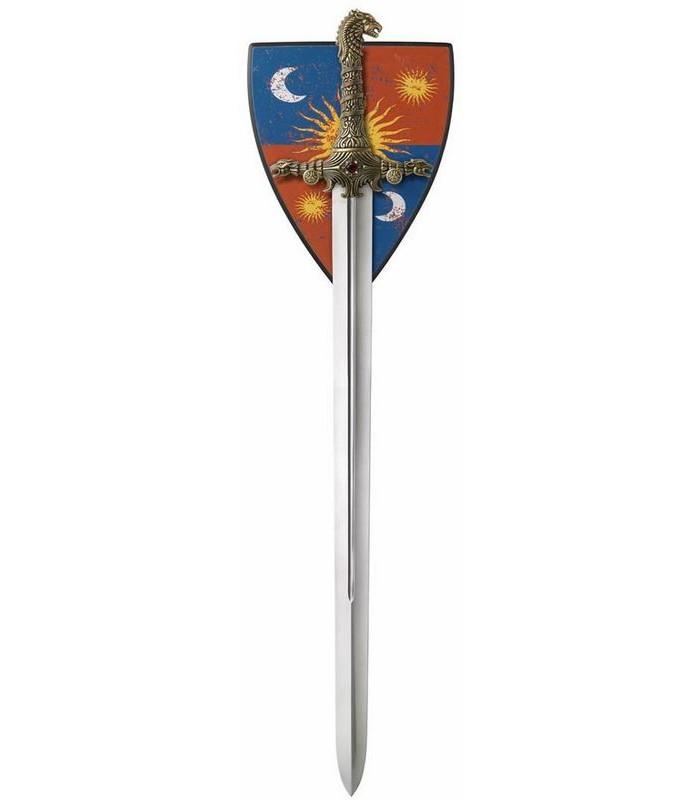 Espada de Brienne de Tarth (Guardajuramentos) - Juego de Tronos (HBO)