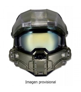 Réplica Casco Modular para moto Master Chief - Halo
