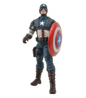 Figura de acción Capitán América