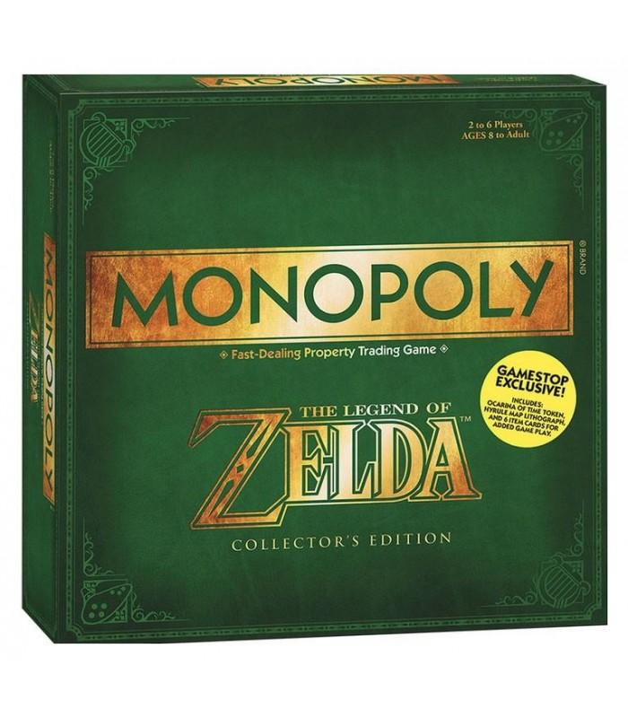 Monopoly El Hobbit, La desolación de Smaug - Edición inglesa