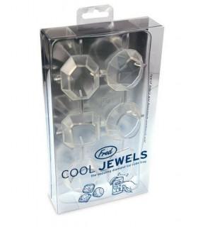Molde cubitera diamantes