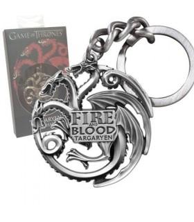 Llavero emblema Targaryen Juego de Tronos