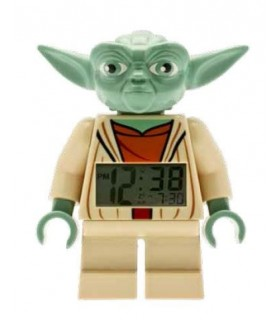 Despertador LEGO Yoda Star Wars