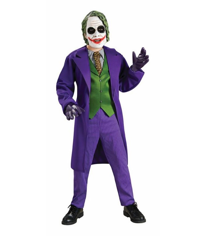 Disfraz Joker - Batman Caballero Oscuro Dark Knight