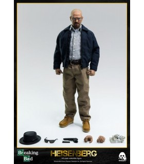 Figura Heisenberg escala 1:6 - Breaking Bad