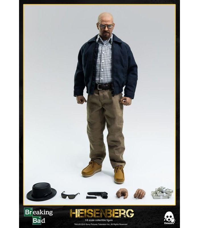 Figura Heisenberg escala 1:6 - Breaking Bad