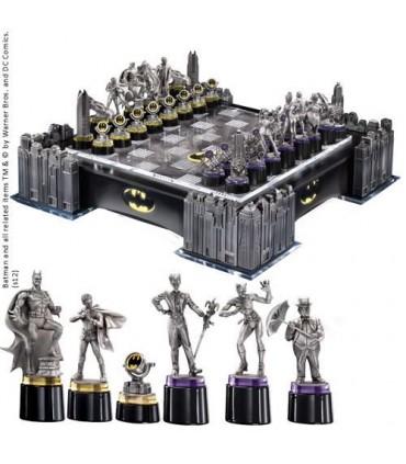 Ajedrez Batman Noble Collection