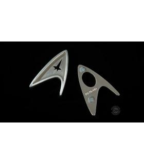 Star Trek 2009 réplica insignia magnética Mando de la Flota Estelar