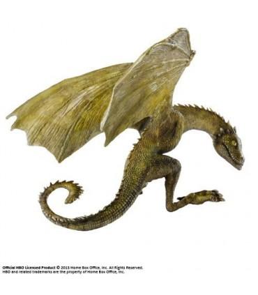 Estatua Dragón Rhaegal Juego de Tronos