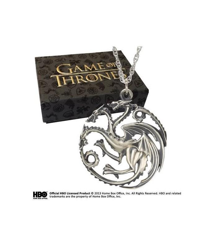 Colgante Targaryen Juego de Tronos