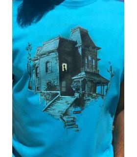 Camiseta de cine clásico - Motel Bates