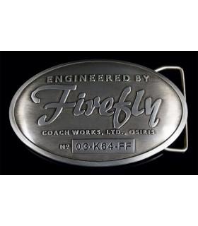 Hebilla de cinturón Firefly - Firefly - Serenity