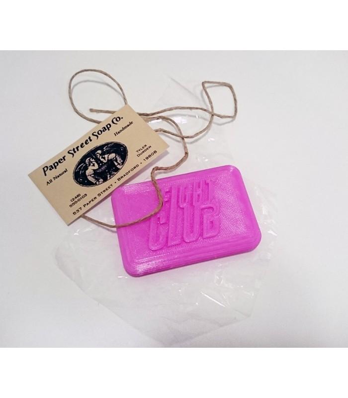 Réplica  pastilla de jabón - El club de la lucha