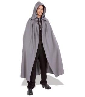 Capa élfica gris - El Señor de Los Anillos