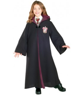 Túnica infantil Harry Potter - Gryffindor - Deluxe