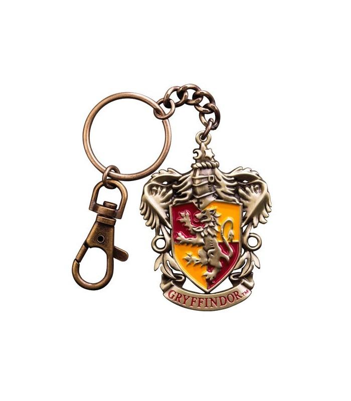 Llavero Metálico Emblema Casa Gryffindor - Harry Potter
