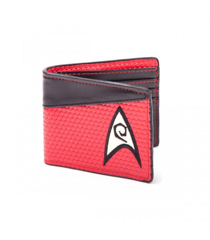 Cartera con logo ingeniería - Star Trek
