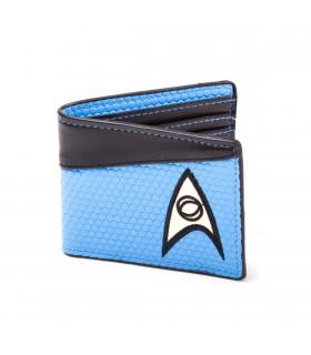 Cartera con logo científico - Star Trek