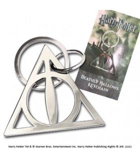 Llavero Metálico Emblema Hogwarts - Harry Potter