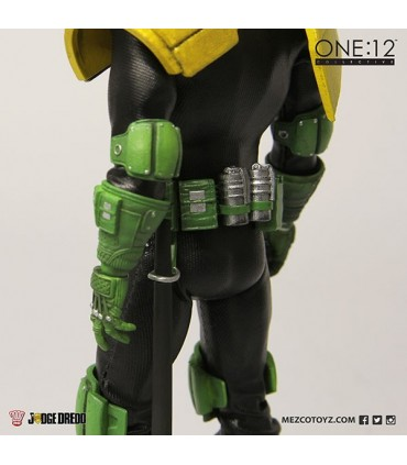 Figura Juez Dredd The Cursed Earth