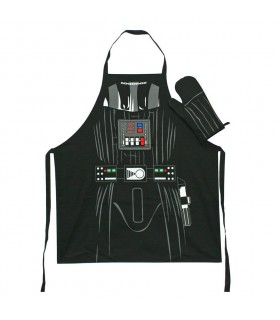 Delantal con manopla Darth Vader - Star Wars