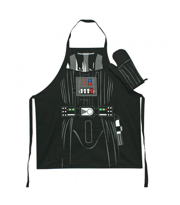 Delantal con manopla Darth Vader - Star Wars