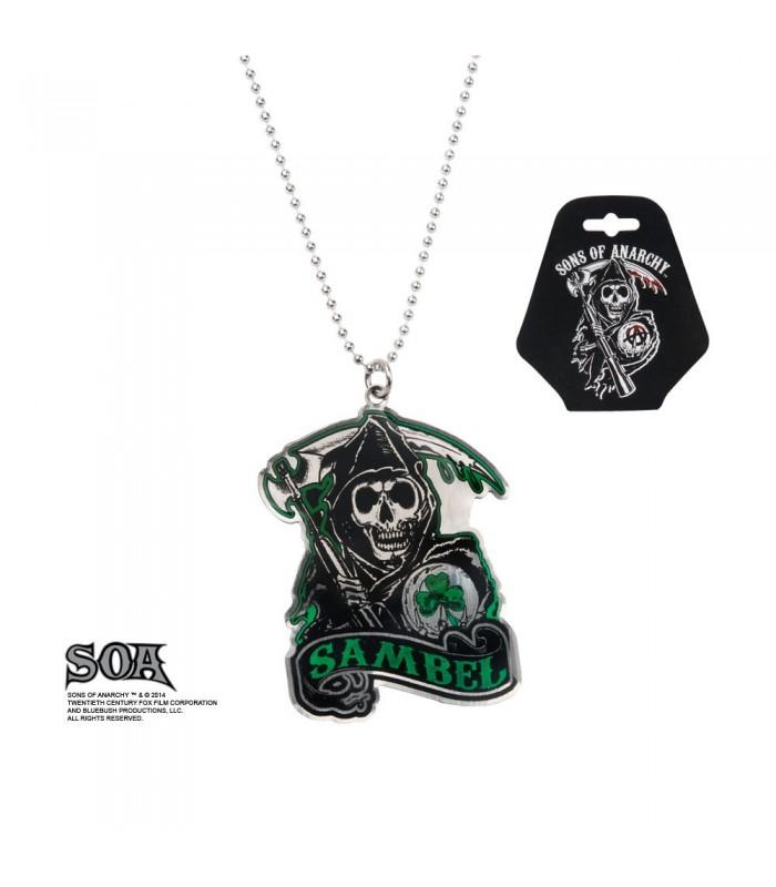 Colgante Grim Reaper SAMBEL - Sons of Anarchy