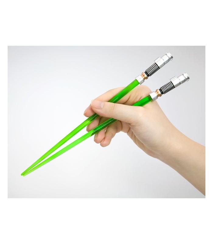 Palillos Chinos Sable de Luz Espada Luz Luke Skywalker Star Wars