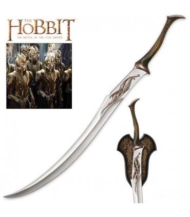 Espada del ejército de Mirkwood - El Hobbit