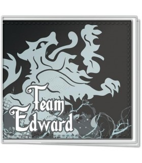 Cartera Billetera Team Edward- Luna Nueva New Moon Twilight