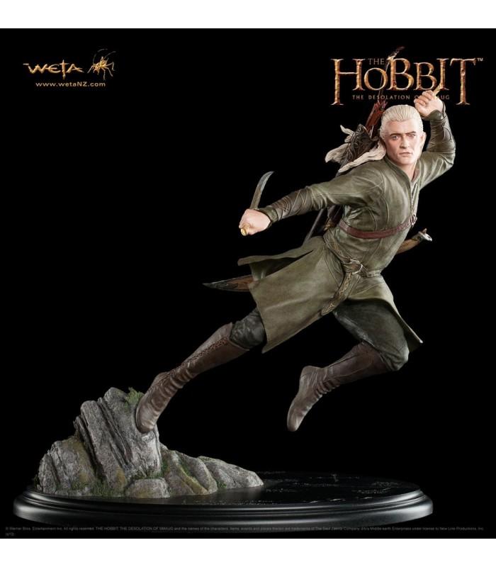 Estatua Légolas escala 1/6 - El Hobbit